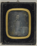 Visualizza portrait of a boy standing anteprime su
