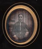 Visualizza Portrett av ung kvinne / Portrait of young wo… anteprime su