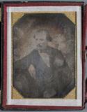 Thumbnail af Portrait of engineer (bergingenjör swe) Carl …