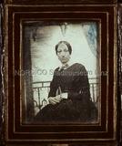 Visualizza Porträt einer unbekannten jungen Dame, Kniest… anteprime su