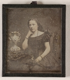 Esikatselunkuvan Bertha Charlotte Schriever (1837-1877) näyttö