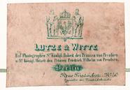 Visualizza Etikett von Lutze & Witte anteprime su