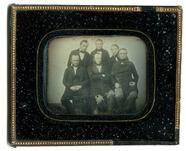 Miniaturansicht Vorschau von Sechs Brüder aus der Gemeine Neuwied am Rhein…