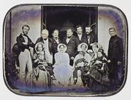 Miniaturansicht Vorschau von Jean Gabriel und Anna Eynard mit der Familie …