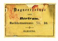 Visualizza Etikett von Franz Bertram anteprime su