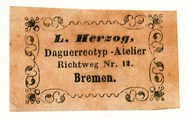 Visualizza Etikett von L. Herzog anteprime su