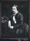 Visualizza Dreiviertelporträt einer unbekannten Dame.  anteprime su