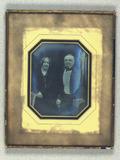Visualizza Double portrait of Elise og Adolf Tutein anteprime su