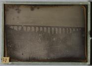 Visualizza View of Folkestone railway viaduct, also wind… anteprime su