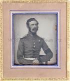 Visualizza Porträt eines unbekannten Herrn in Uniform, h… anteprime su