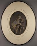 Stručný náhled Bildnis einer Mutter auf einem Stuhl sitzend,…