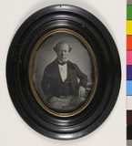 Thumbnail preview of Portrait of I [or J] Mennesson