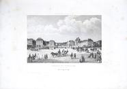 Visualizza Château de Versailles. Côté de Paris. planche… anteprime su