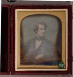 Visualizza Half-length portrait of a young man anteprime su