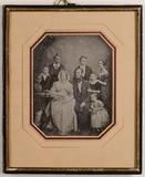 Forhåndsvisning av Unbekanntes Ehepaar mit sieben Kindern