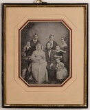 Thumbnail preview of Unbekanntes Ehepaar mit sieben Kindern