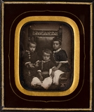 Miniaturansicht Vorschau von Drei unbekannte Kinder