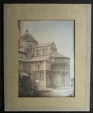 Visualizza View of the East end of the Duomo in Pisa, sh… anteprime su