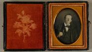 Thumbnail preview of Porträt eines Mannes, um 1845