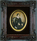 Visualizza Emma Kling 22 Jahre, Paris, 1850. anteprime su