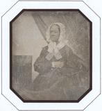 Visualizza Portrait d'une femme à Coiffe anteprime su