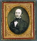 Visualizza Mann mit Halbglatze, USA, ca. 1850 anteprime su