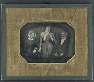 Prévisualisation de Bildnis eines älteren Ehepaares sitzend mit i… imagettes