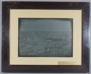 Visualizza Part of a panoramic landscape view of Rome, l… anteprime su