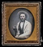 Thumbnail af Portrait of a man