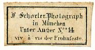 Visualizza Etikett von F. Schorler anteprime su