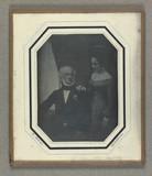 Thumbnail preview of Dobbeltportræt af uidentificeret par