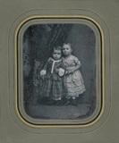 Visualizza Bildnis zweier Kinder - des Geschwisterpaars … anteprime su