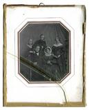Miniaturansicht Vorschau von Die Daguerreotypie von Mitgliedern einer Hamb…