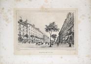 Visualizza Boulevard des Italiens, Paris. planche no 20,… anteprime su