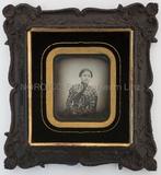 Visualizza Porträt einer unbekannten jungen Dame, halbfi… anteprime su