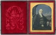 Visualizza Three quarter length portrait of a man of aro… anteprime su