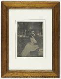 Visualizza Portrait du daguerréotypiste Marie-Charles-Is… anteprime su