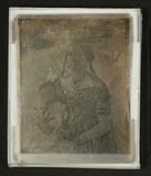 Visualizza Junge Mutter mit Kleinkind, Dreiviertelfigur,… anteprime su