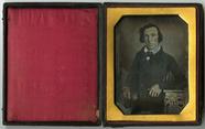 Visualizza Junger Mann, USA, um 1844. anteprime su