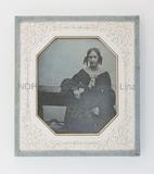 Visualizza Porträt einer unbekannten Dame, Kniestück, si… anteprime su