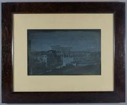 Miniaturansicht Vorschau von View of Rome from the Pavilion in the Orti Fa…