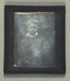 Thumbnail preview of Portrait of unidentified child