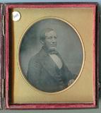 Visualizza Half length portrait of a seated mature man. … anteprime su