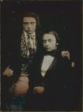 Miniaturansicht Vorschau von Doppelbildnis von Hermann und Richard Krone. …
