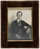 Thumbnail preview of Portrait of a young man