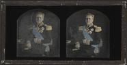 Visualizza Portrett av en uniformert (diplomat?), lyshår… anteprime su