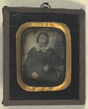 Visualizza Portrait of unidentified woman anteprime su