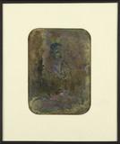 Thumbnail preview van Portrait d'homme, assis