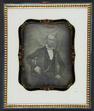 Visualizza Portrait of Johan Fredrik Borg sitting on a c… anteprime su