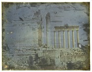 Thumbnail preview van Baalbec. 1844. Petit et Grand Temple